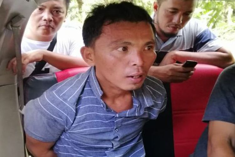 Main trader of Tiger Skin in Sumatra is arrested (September 5, 2018)