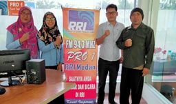 RRI Radio Dialogue Discusses Forest Fire and Its Impact on the Wildlife (September 25th 2019)