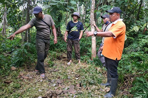 Joint Patrol at Gunung Leuser N.P (May 19, 2020)