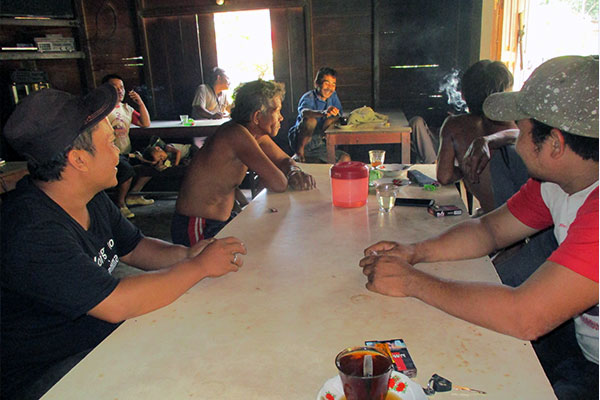 Outreach Activity to Prevent Orangutan Capture in Batu Satail Village, South Tapanuli Regency (June 26, 2020)