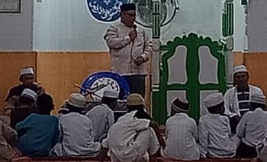 Awareness Campaign for Protection of Tapanuli Orangutan  through Religious Event in Batangtoru, South Tapanuli (March 25, 2020)